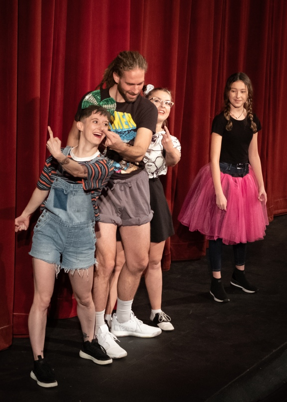 Comedy Dance Chicago